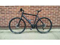 Cannondale badboy 3 bicycle hydrolic disc brakes