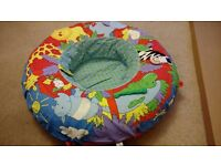 Baby play ring. Mothercare.