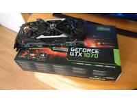 Gigabyte Xtreme gaming gtx 1070