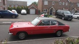 Classic MK1 facelift 2.0 GT Capri