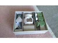 ceramic candle diffuser set