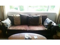 Large 4 seater Quality Sofa