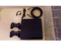 Ps3 console 500gb + 16games