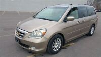 2005 Honda Odyssey Touring//WOW LOADED//NAV//DVD AND MORE..//CER