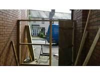 Handyman / Gardening fence service