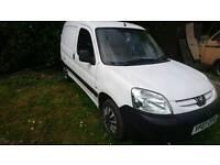 Peugeot partner 2007 spairs or