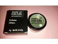 Brand new Make Up For Ever items