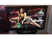 """TV LCD Samsung 37"""" Full HD 1080p Digital FREEVIEW - delivery possible"""