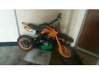 mini motor bike 49cc