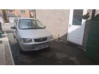 Suzuki Alto for sale - silver, 2006. Very reliable car, great for a commuter or first car!