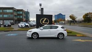 2013 Lexus CT 200h PREMIUM LEATHER, ROOF, MAGS, BACKUP CAMERA