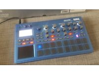 Korg Electribe 2 Synth (BLUE) Synthesizer / Groovebox. Immaculate!