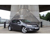 2011 11 VAUXHALL ASTRA 1.6 SRI GREY NEWER MODEL MOT TILL 17/03/2017