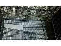 2 level cage