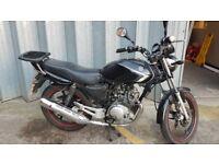Yamaha YBR 125 2009 **Repair or Spares**