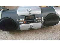 JVC, Radio, cd.