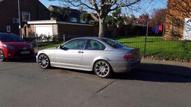 BMW E46 320CI M-Sport 2003 £2,700 ONO