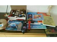 Art supplies bundle