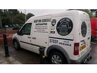 Ford transit connect 1.8 hightop