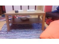 IKEA COFFEE TABLE VERY GOOD CONDITION.