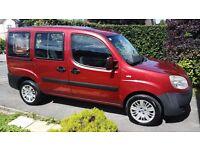 Fiat Doblo Active 2006