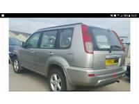 2003 Nissan Xtrial 2.2 Diesel - Damaged Repairable Salvage - Leather Interior