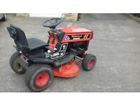 Westwood tractor lawnmower