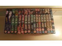CSI series 1 to 9