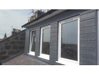 Triple glasing windows garage doors. trocal