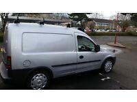 **Vauxhall Combo 2000 CDTI 108k Miles MOT till 09/17**