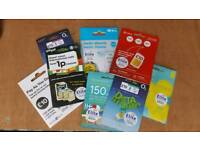 Free sim cards all networks by post
