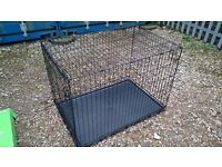 LARGE PETS AT HOME DOG CRATE