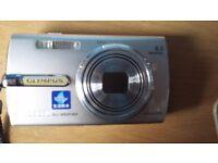 Olympus mju digital camera for sale, all weather camera. Ideal for a handbag or your pocket
