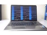 Sony Vaio SVE151C11M laptop with Core i5 2nd Gen processor for spares/repairs