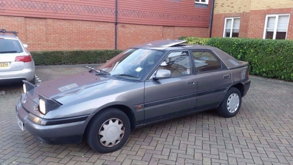 mazda 323f 1 6 no mot no tax driver very good in enfield london gumtree. Black Bedroom Furniture Sets. Home Design Ideas