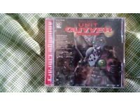 Unit Guyver out of standardized music cd