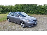 Mazda 3 1.6 Automatic * Only 69K Miles * 12 Months MOT * Full Service History * Mint Car *