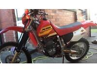 Honda XR250RY ENDURO OFF-ROAD