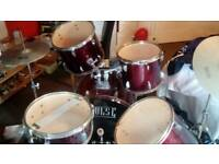 Pulse drum set
