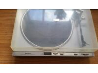 Hitachi HT-40S direct drive turntable classic 80s