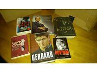 Selection of books car boot job lot