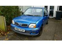 Nissan micra S 1.0 with 9 month mot and 62000 miles