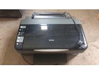 Epson Printer/scanner + ink bundle