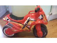 Balance bike/motorbike