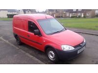 Vauxhall Combo 1.3 cdti 2005
