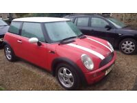 2001 Mini Cooper 1.6 - Only 113000 Miles - Leather Seats - New Brakes