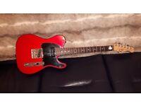 GJ2 By Grover Jackson Hellhound Electric Guitar. Telecaster. Tele.