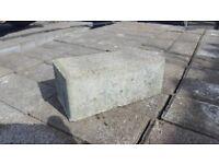 Tobermore Charcoal Grey 80mm Brick Paving - £60 per pallet