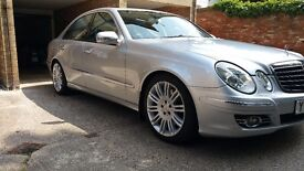 Mercedes e280 cdi sport FSH years mot