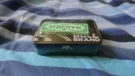 Tobacco tin
